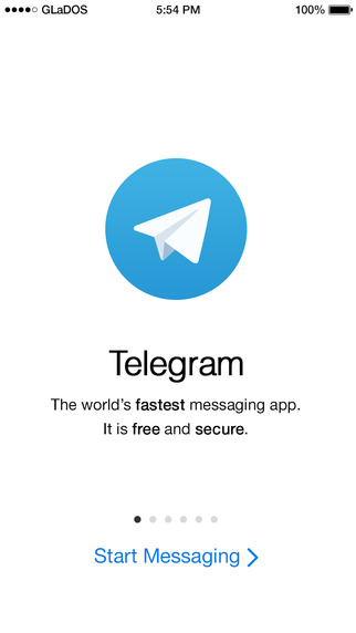 [源码推荐] Telegram Messenger for iOS