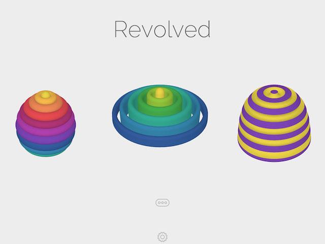 [开源APP推荐] Revolved – 3D建模APP