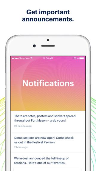 [开源APP推荐] iOS版Facebook F8应用