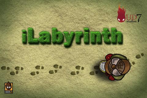 [开源APP推荐] iLabyrinth – iOS游戏