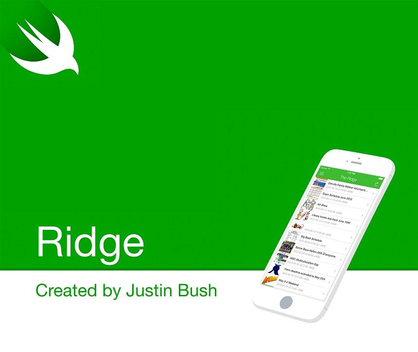 [开源APP推荐] Ridge – Iroquois Ridge High School学校官方App