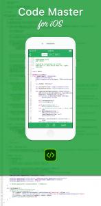 [开源APP推荐] Code-Master – iOS上的Code Editor