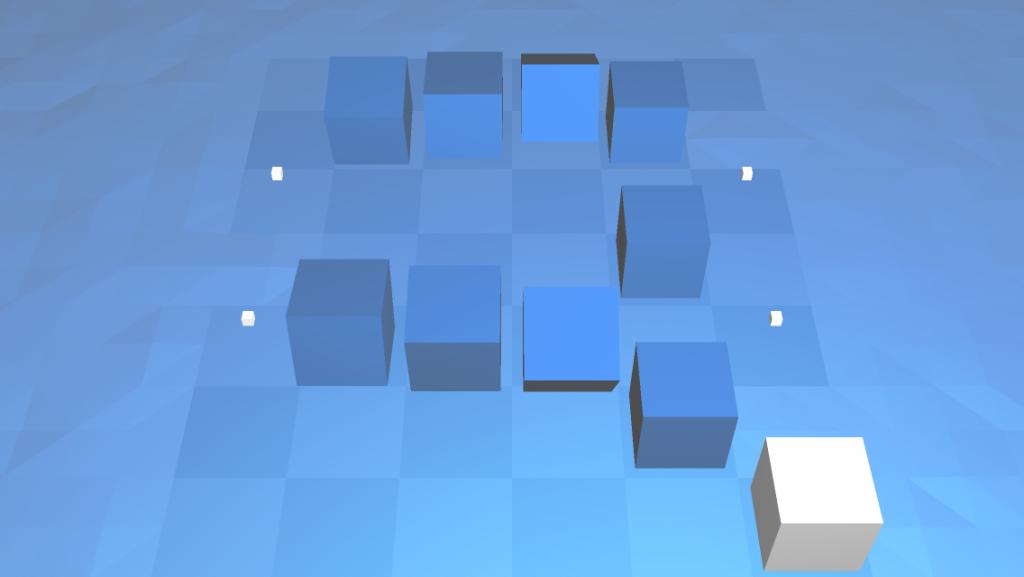 [开源游戏] Blocky – 3D游戏