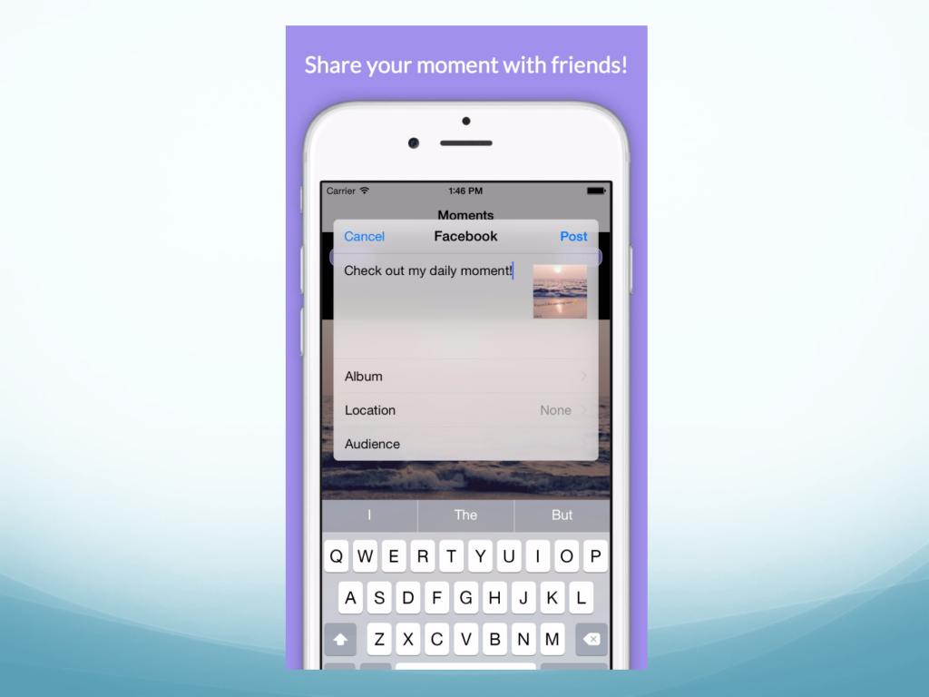 [开源APP推荐] MomentsApp – 记录类App