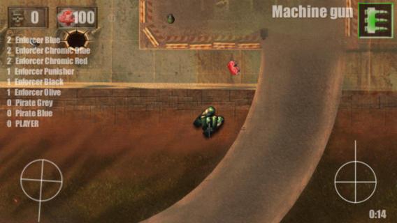 [开源游戏] FinalFighter – 坦克大战游戏