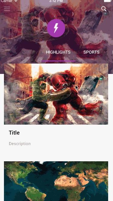 [开源APP推荐] MMGooglePlayNewsStand – 仿Google Play NewsStand app