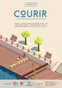 [开源游戏] Courir – 多人奔跑游戏
