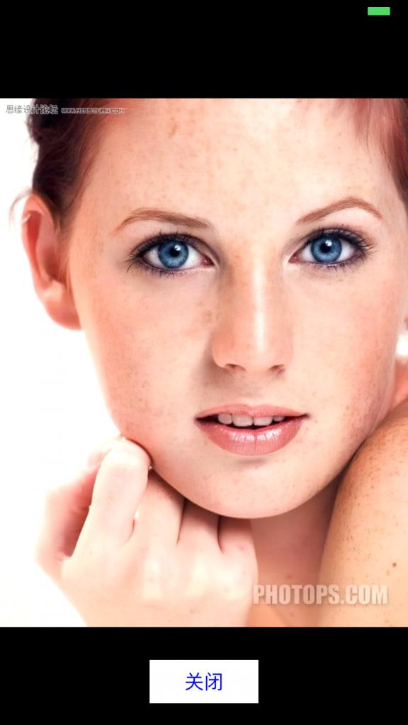 [开源APP推荐] BeautifyFaceDemo – 基于GPUImage的人脸磨皮、美白、提亮的美颜滤镜