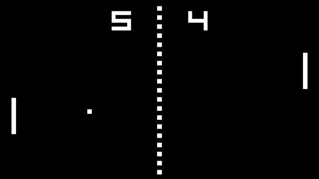 [开源游戏] Paddles! Pong edition