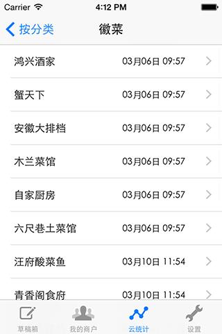 [开源APP推荐] DianPingShangHu – 商户管理的综合应用