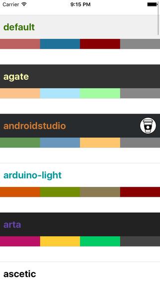 [开源APP推荐] Sources – 一个GitHub客户端