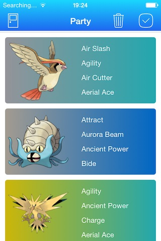 [开源APP推荐] Pokeffective-iOS – An iPhone application that evaluates the effectiveness of your pokemon party