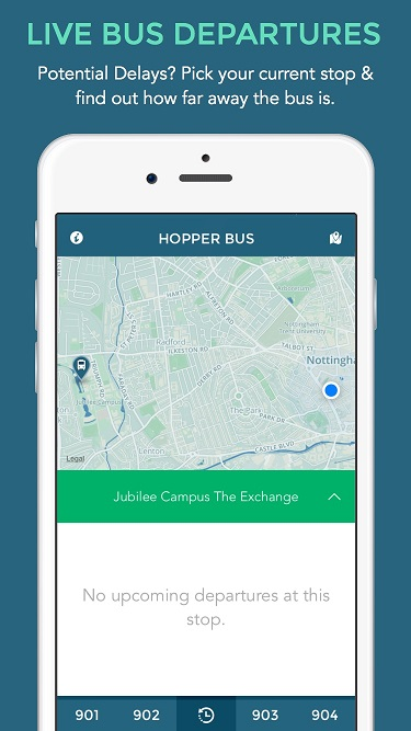 [开源APP推荐] HopperBus-iOS – iOS Timetable App for the University of Nottingham Hopper Bus