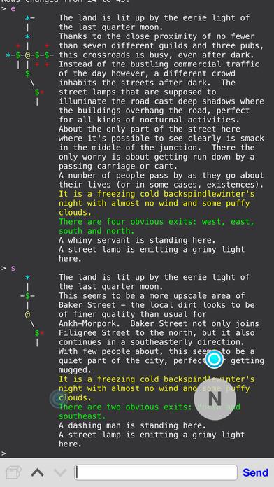 [开源APP推荐] MUDRammer – A Modern MUD Client