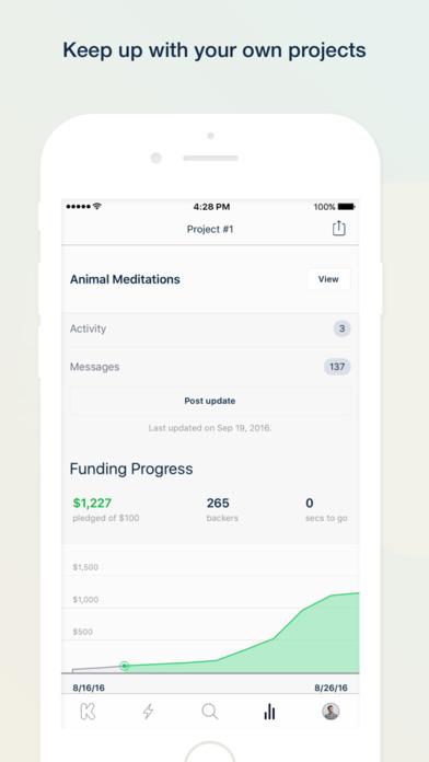 [开源APP推荐] Kickstarter – 众筹平台 Kickstarter 的 iOS 应用