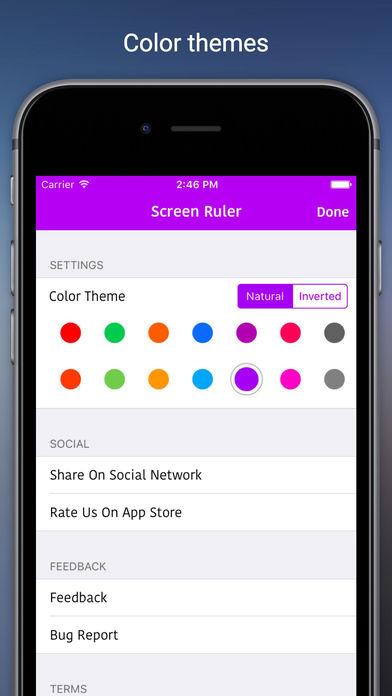 [开源APP推荐] Screen Ruler – Pixel Perfect Screenshot Ruler, iOS开发者利器